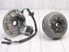 Генератор в сборе двиг. YX125-160 см3 (1 катушка) SM-PARTS превью 1