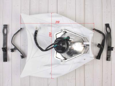 Фара белая KTM Replica фото 5