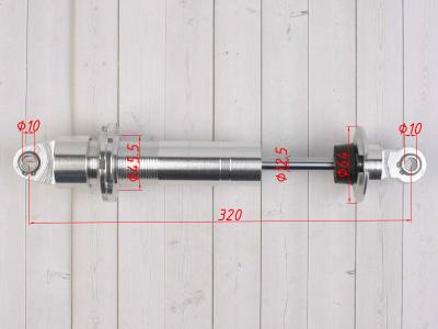 Амортизатор задний 320мм без пружины фото 3