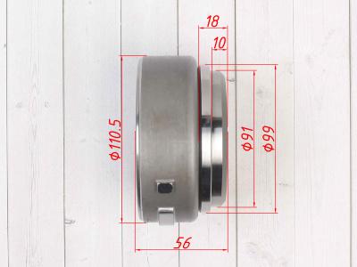 Ротор генератора KAYO двиг. ZS CB250D-G (воздушный)  фото 5