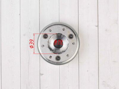 Ротор генератора двиг. YX150 см3 (WD150) эл. стартер фото 3