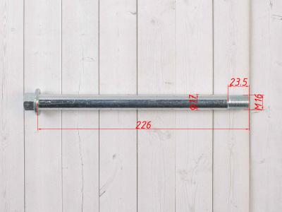 Ось маятника KAYO K1,Т2,Т4, 17-226 фото 3