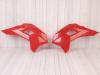 Боковые обтекатели передние (пара) KAYO KRZ красные превью 1