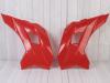 Боковые обтекатели передние (пара) KAYO KRZ красные превью 3