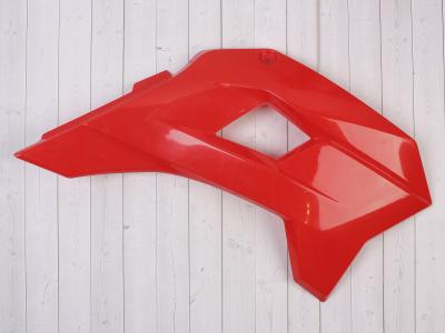 Боковые обтекатели передние (пара) KAYO KRZ красные фото 5
