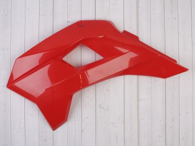 Боковые обтекатели передние (пара) KAYO KRZ красные фото 9