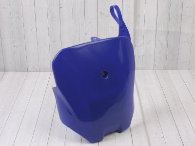 Морда синяя фото 1