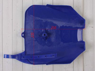 Морда синяя фото 7