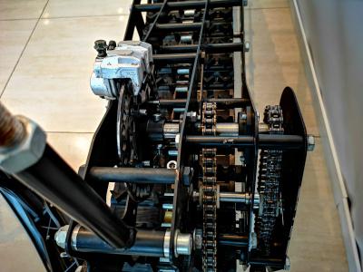 Гусеница и лыжа для питбайка/мотоцикла (комплект) 2626 220 БУ  фото 7
