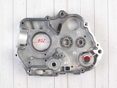 Картер двигателя правый 153FMI/154FMI 125 см3   фото 5