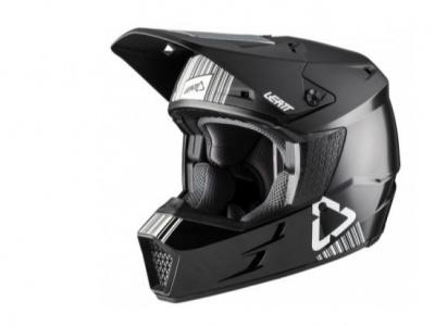 Мотошлем Leatt GPX 3.5 Helmet Black M 57-58cm (1020001192) фото 1