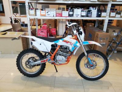 Мотоцикл кроссовый/сноубайк KAYO K1 250 2018 г. фото 13