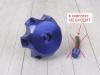 Крышка топливного бака алюминиевая d-48,5 мм синяя превью 9