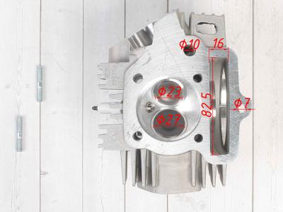 Головка блока цилиндра YX140cc(150cc) 2V в сборе фото 5