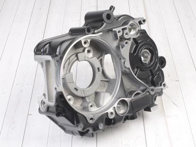 Картер двигателя левый 153FMI/154FMI 125 см3 (кикстартер)   фото 1
