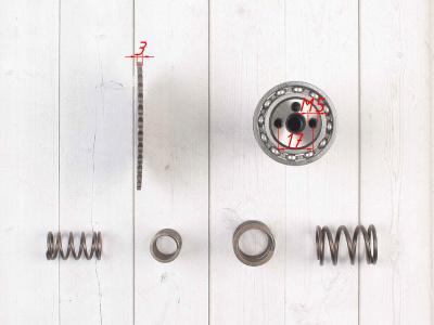 Распредвал спортивный KAYO двиг. YX140 см3 CN фото 5