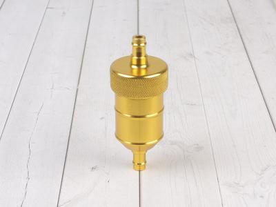 Бензофильтр CNC золотой фото 1