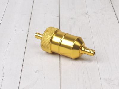 Бензофильтр CNC золотой фото 3