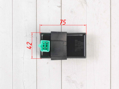 CDI 4 pin YX150E фото 3