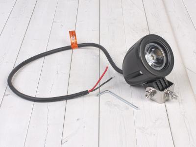 LED оптика Flint Light FL-2101/10W (FL-609) Дальний фото 1