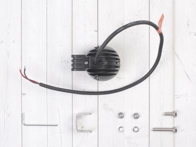 LED оптика Flint Light FL-2101/10W (FL-609) Дальний фото 9