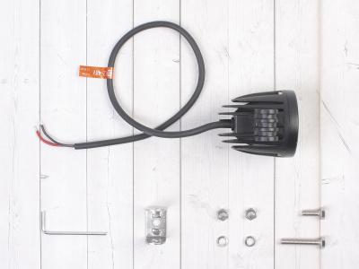 LED оптика Flint Light FL-2101/10W (FL-609) Дальний фото 11