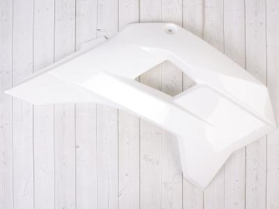 Боковые обтекатели передние (пара) KAYO KRZ белые фото 5