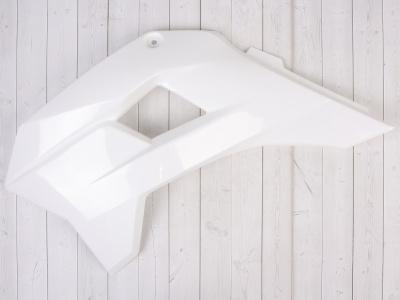 Боковые обтекатели передние (пара) KAYO KRZ белые фото 9