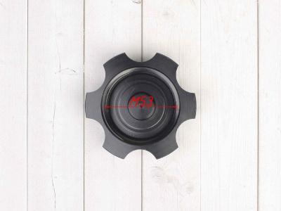 Крышка топливного бака алюминиевая d-48,5 мм черная фото 7