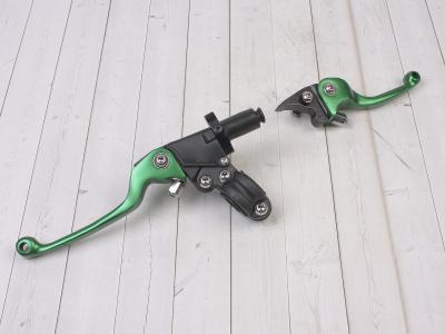 Комплект рычагов ASV зеленые фото 1