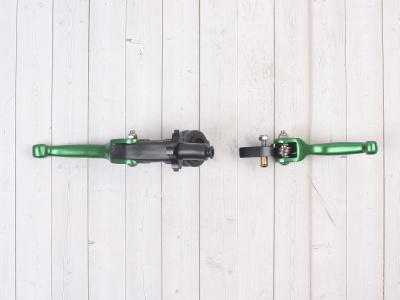 Комплект рычагов ASV зеленые фото 5