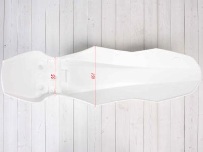Крыло переднее YCF (с 2014 г) белое фото 7