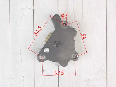Масляный насос YX140/150/160 фото 5