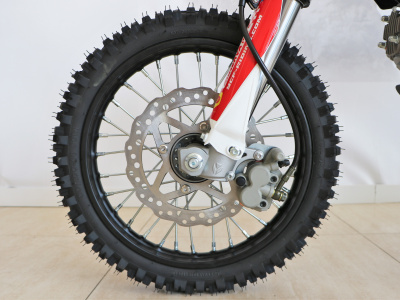 Питбайк YCF START F125 14/12, 125cc, 2020 г. фото 5