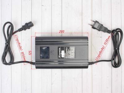 Зарядное устройство для литий-ионных батарей 72v 20s 6.5A фото 3