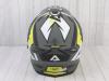 Шлем (мотард) Ataki JK802 Rampage Hi-Vis желтый/серый матовый    S превью 11