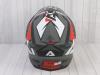 Шлем (мотард) Ataki JK802 Rampage красный/серый матовый  XL превью 11