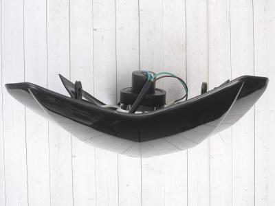 Фара + Обтекатель B-018 кросс черная фото 7