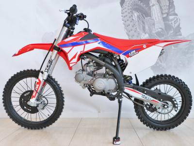Мотоцикл Кроссовый Apollo RXF Freeride 125, 19/16 (Красный) фото 1