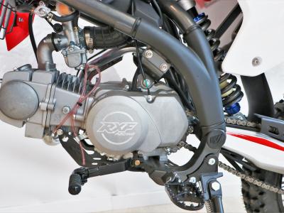Мотоцикл Кроссовый Apollo RXF Freeride 125, 19/16 (Красный) фото 5