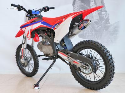 Мотоцикл Кроссовый Apollo RXF Freeride 125, 19/16 (Красный) фото 7