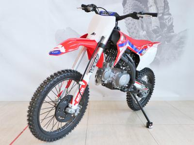 Мотоцикл Кроссовый Apollo RXF Freeride 125, 19/16 (Красный) фото 9