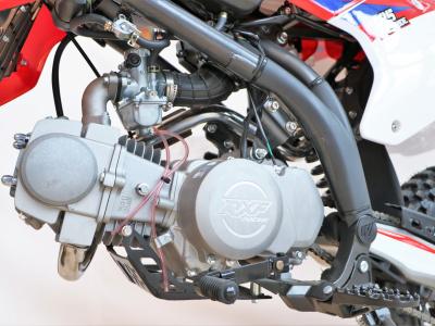 Мотоцикл Кроссовый Apollo RXF Freeride 125, 19/16 (Красный) фото 11