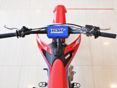 Мотоцикл Кроссовый Apollo RXF Freeride 125, 19/16 (Красный) фото 13