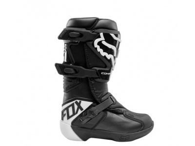 Мотоботы женские Fox Comp Womens Boot Black 7 (24013-001-7) фото 1