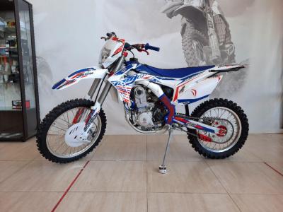 Кроссовый мотоцикл BSE M8 450e 21/18 фото 1