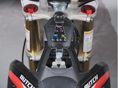 Электрический питбайк BUTCH X2 1.3 kW фото 25