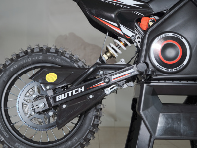 Электрический питбайк BUTCH X2 1.3 kW фото 33