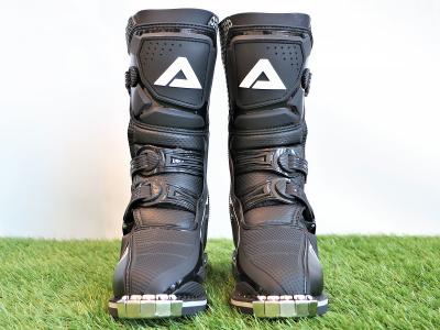 Мотоботы кроссовые ATAKI MX-002Y черные 35 фото 3