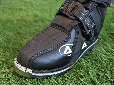 Мотоботы кроссовые ATAKI MX-002Y черные 37 фото 7
